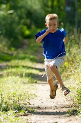 "This is what it feels like to run a race when you're prepared to run your best. ""Yaaaaaaaaaaay!"" (Image courtesy of chrisroll / FreeDigitalPhotos.net)"