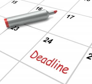 Want to get stuff done, like, for example, your Every48 workout? Schedule it. Write it down. Make it a must-do. (Image courtesy of Stuart Miles / FreeDigitalPhotos.net)