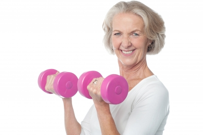 Want to be awesome for your whole life? You know what I'm going to say next. Exercise. (Image courtesy of stockimages at FreeDigitalPhotos.net)