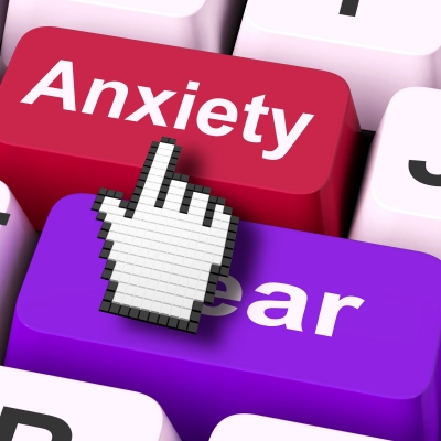 This is your brain on constant stress: always slightly anxious, fearful, tired...or all of the above. Guess what you can do to combat constant stress? Read on. (Image courtesy of Stuart Miles at FreeDigitalPhotos.net)