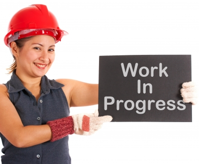 Fitness is always a work in progress. It takes patience. But oh yes - is it ever worth it. (Image courtesy of Stuart Miles at FreeDigitalPhotos.net)